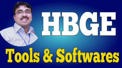 hbge tools and softwares